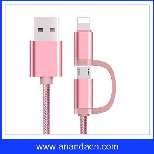 Best selling Type-C data cable with 2A output quick