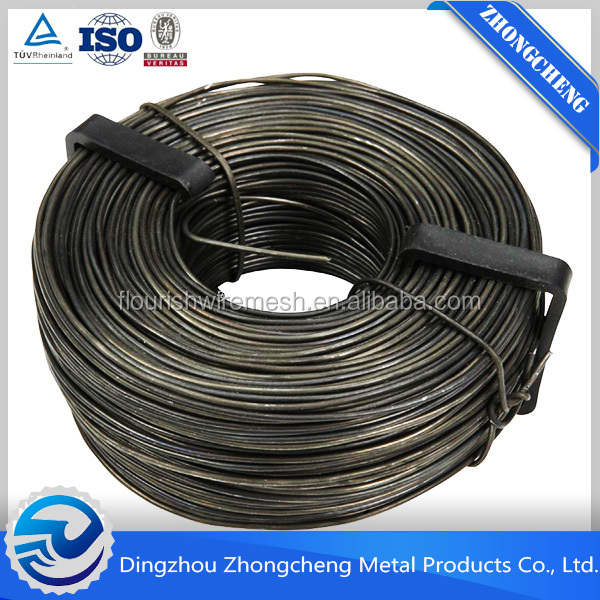Building Material Iron Rod/ Twisted Soft Annealed Black Iron ...
