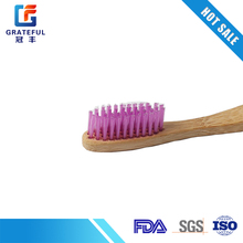 100% environmental wholesale bamboo charcoal toothbrush