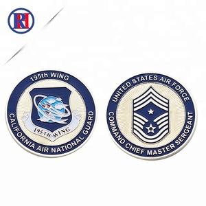 Commander Coins Challenge Coin, Commander Coins Challenge