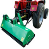 Tractor 3-Point flail mower / mulcher with Y blade or hammer blade optional
