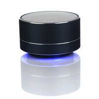 New arrival Wireless Outdoor Stereo Music Mini Round Portable Bluetooths Speaker