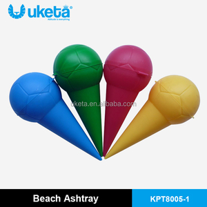 NEW HIGH QUALITY BRAND SMOKELESS BEACH ASHTRAY NEW TRAVEL ASHTRAY COVERED ASHTRAY SUITABLE FOR PROMOTION