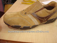 2012 Latest High-rise Hotel Used Thick Heel Service Shoes For men Fashion