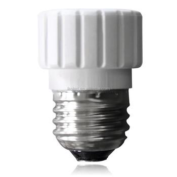 Led Light Bulbs Holder E27 To Gu10 Lamp Base Socket Adapter ...