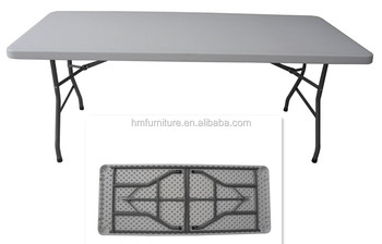 180cm Robuste Tréteau,Table De Jardin,Pliante Longue Table - Buy Table À  Manger En Plastique,Table Pliante À Vendre,Table Pliante En Plastique  Product ...