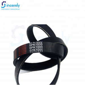Best Quality Car automotive rubber timing pk belt pulley fan belt poly ribbed dongil v belt