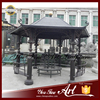 Decorative Metal Iron Garden Pavilion Gazebo