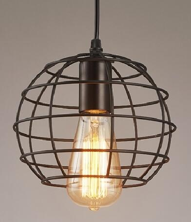 Top sale modern iron cage chandelierspendant lightlamp for home top sale modern iron cage chandelierspendant lightlamp for home and hotel aloadofball Images