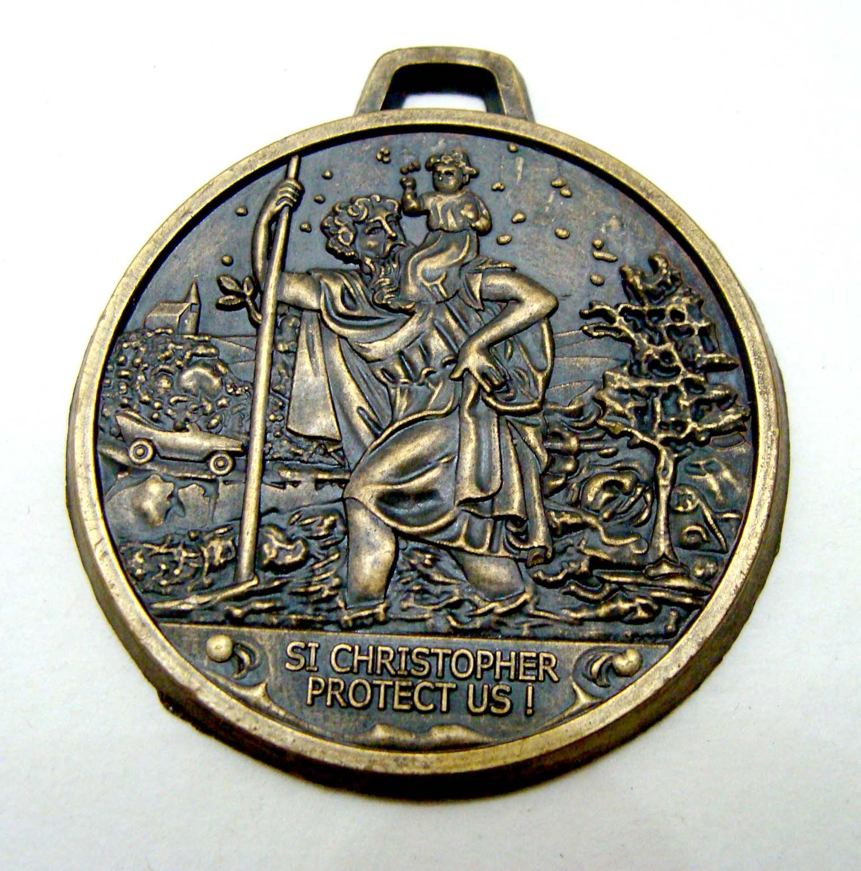 necklace st benedict monkrock medallion img products cross medal