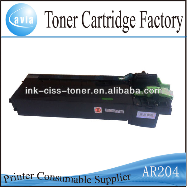 Black Laser Printer toner AR204 for Sharp M250 201 205 206 209 2918