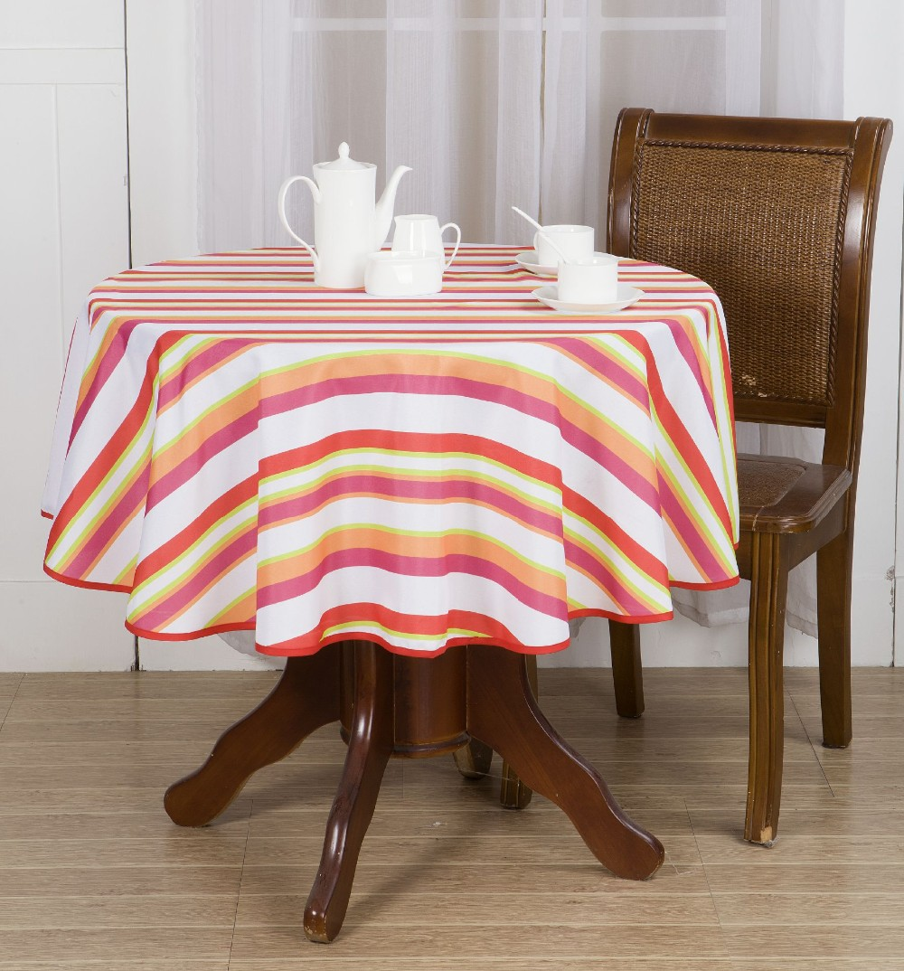 100% Polyester Hot Selling Cheap Jacquard Table Cloth