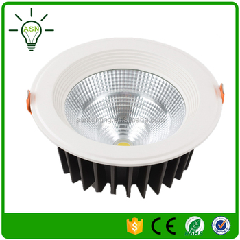 2016 Trending Led Trend 20w 30w Citizen Cob Chip 5/6 Inch Led ...
