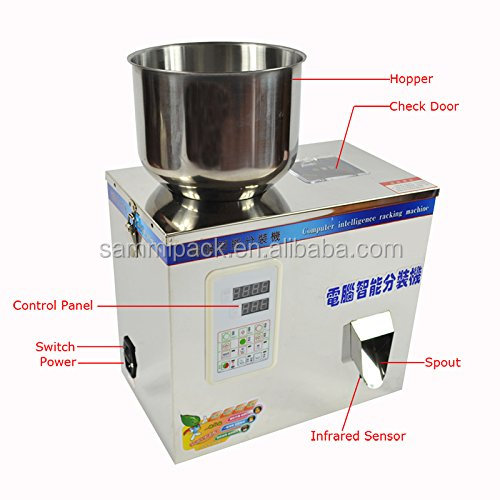 New type FZ-100 tea packing <strong>machine</strong>,coffee bean powder filling <strong>machine</strong>