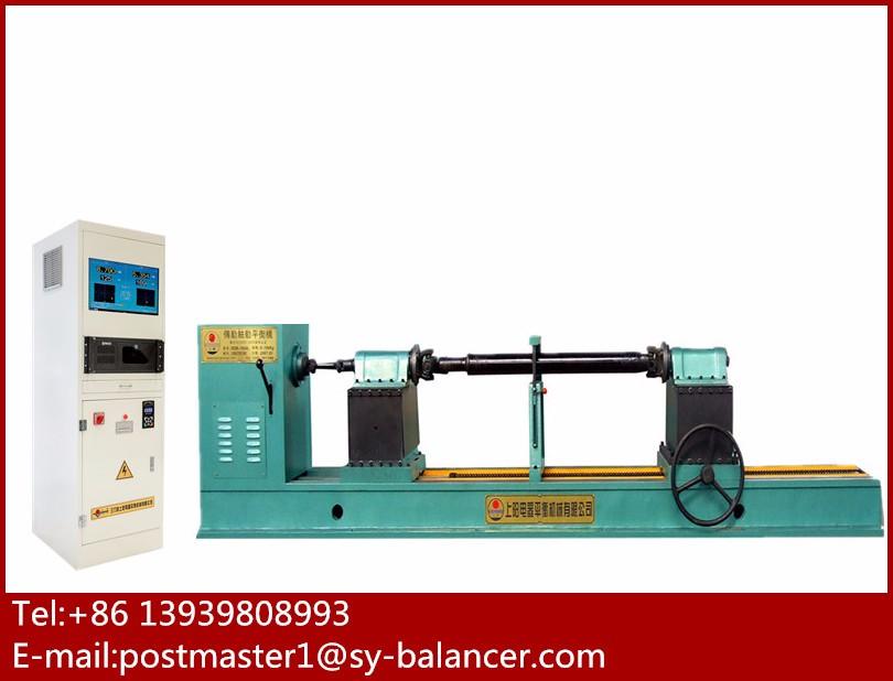 drive shaft balancing machine price