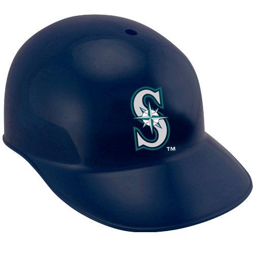 MLB Rawlings Seattle Mariners Navy Blue Full Size Replica Helmet