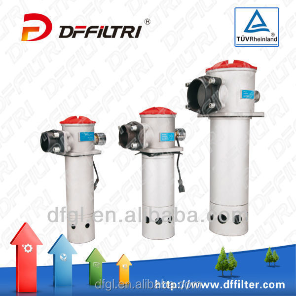 DFFILTRI world marketing novel design low price TF-25 Multi-functional Oil Filter