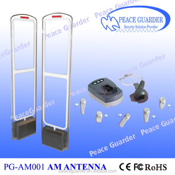 High Sensitivity EAS Acrylic Antenna anti shoplifting gate PG-AM001