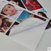 A4 A3 Adhesive back Photo Paper/Sticker Glossy Photo Paper/Adhesive A4 Printing Paper 115g 135g 150g
