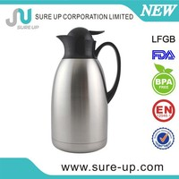 New products double wall stainless steel insulated termo vacuum jug coffee pot (JSCE)