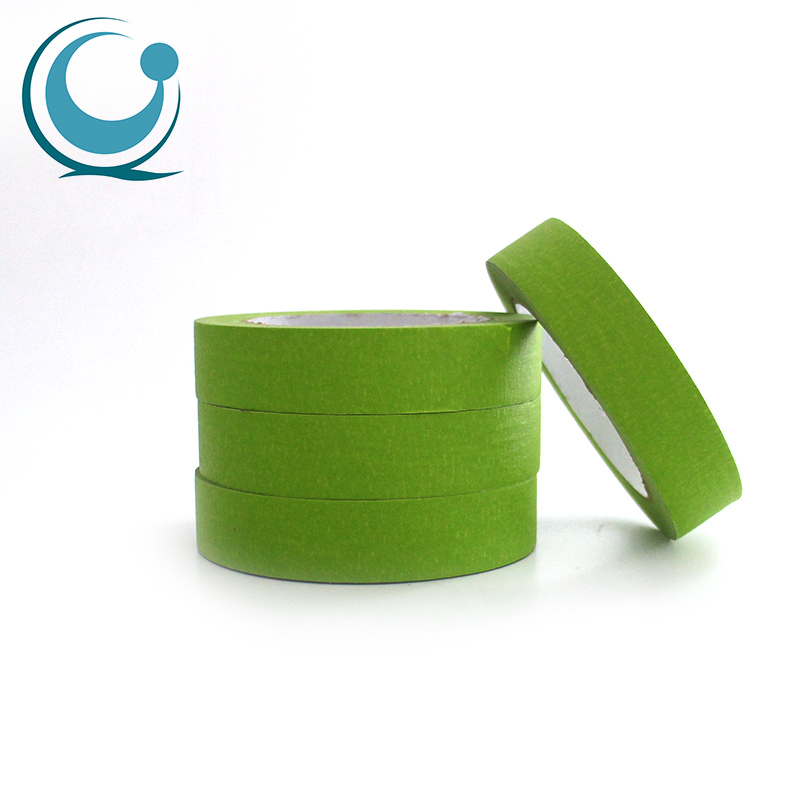 Best green masking tape with logo
