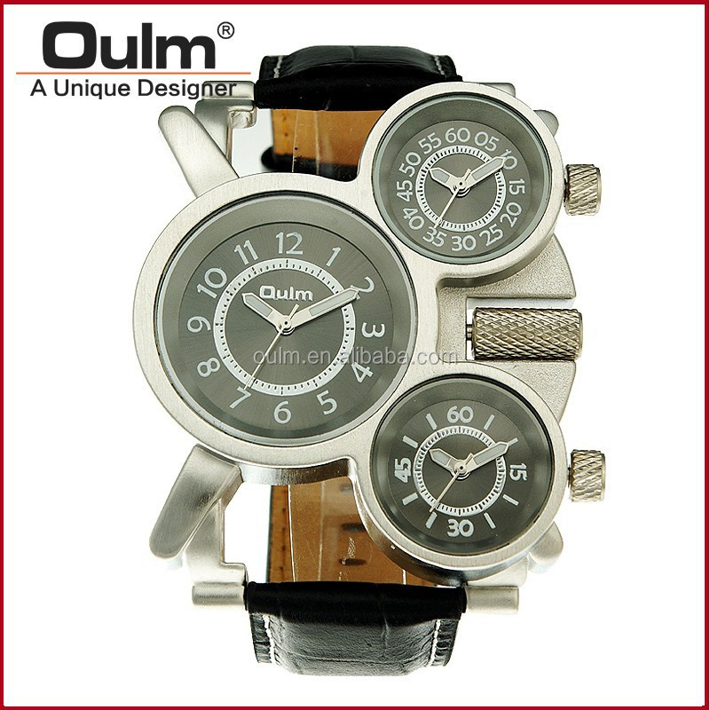 Japan Movt Quartz Watch,Stainless Steel Back Watch,Genuine Leather ...