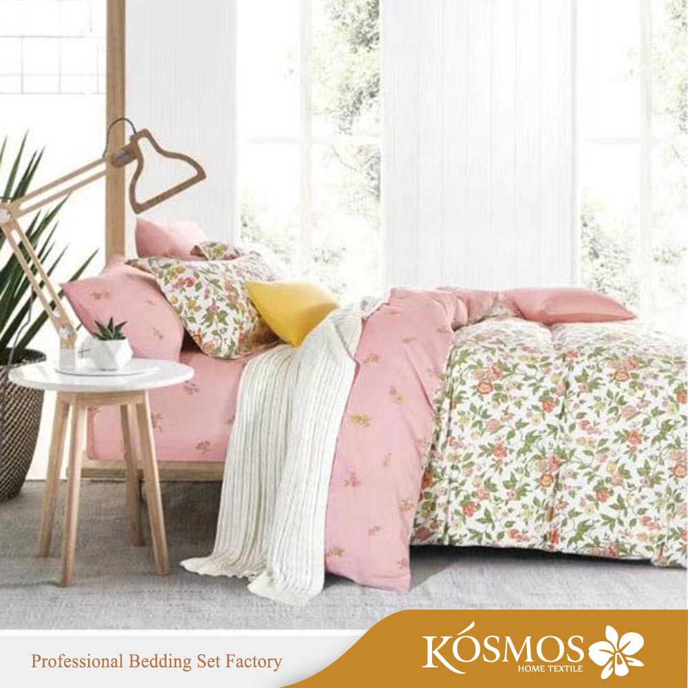 KOSMOS Bedding Set Bed Patchwork Quilts Malaysia Bedding 100% Cotton Custom  Printed Bedding Sets Bed