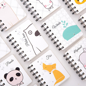 Queena Wholesale Stationery Vintage Pastel Drawing Pastels Pockets Notepad