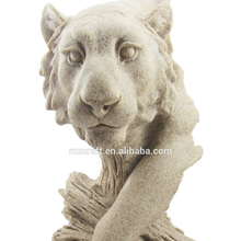 Resin Tiger statue for garden decoration novelty house crafts 12175-2