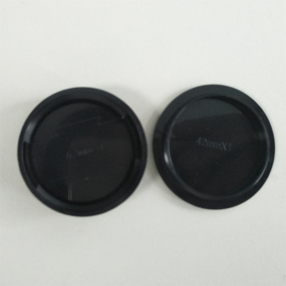 For DSLR camera M42 front and rear lens cap lens and body cap