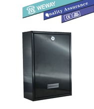 metal newspaper custom commercial community clear plastic mail box
