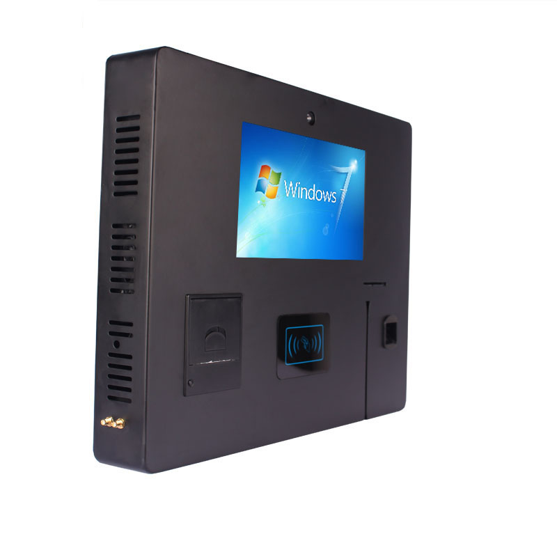 <strong>Payment</strong> Kiosk Oem Self Service Kiosk Industrial Panel Pc Hospitality All In One Pc Kiosk