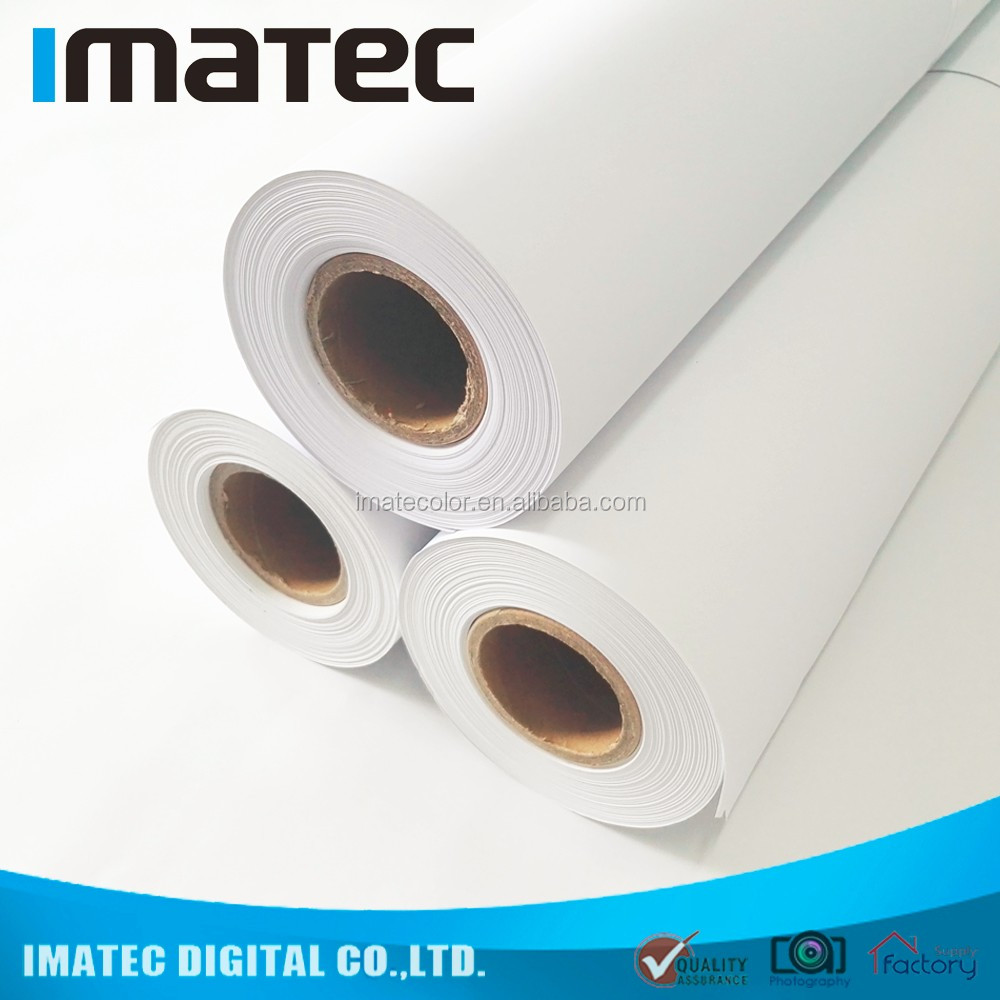240gsm Premium Waterproof Eco - Solvent Matte Photo Paper For Roland Printers
