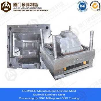 A.s.e China Supplier Manufacturing Mold Parts For Hair Clip Design ...