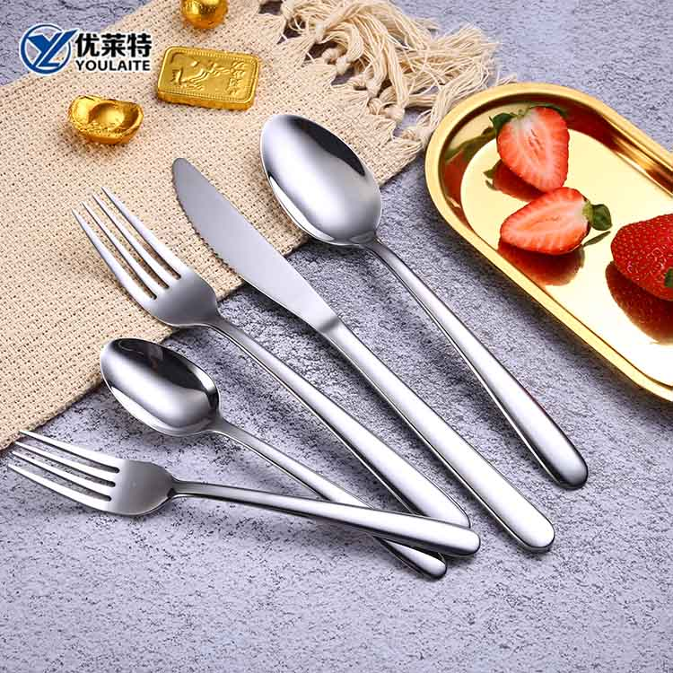 Mirror polish New Hot Selling thailand stainless steel flatware