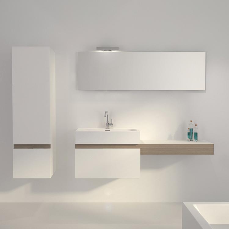 European Style Bathroom Vanity Modern