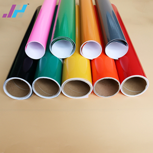 Free Sample Oracal 651 PVC Cutting Color Vinyl for vinyl sticker cutting machine