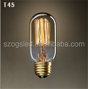antique vintage edison bulbs 60 wattage for chandelier lighting