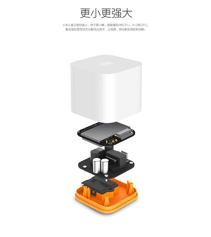 Retail And Wholesale For Xiaomi Mi Box Mini Pre Installed Kodi Chrome Mi Tv  Mini Android 4 4 Quad Core Xiaomi Smart Tv Set Top Box Mini Tv Box Box