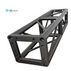 Annual General Meeting Stage Design Bolt & Nut Truss 290mm Black Color Aluminum Screw/Spigot Lighting Box/Triangle Trussing