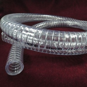 food grade pp suction hose/ steel wire hose for food/ helix suction hose ISO 9001