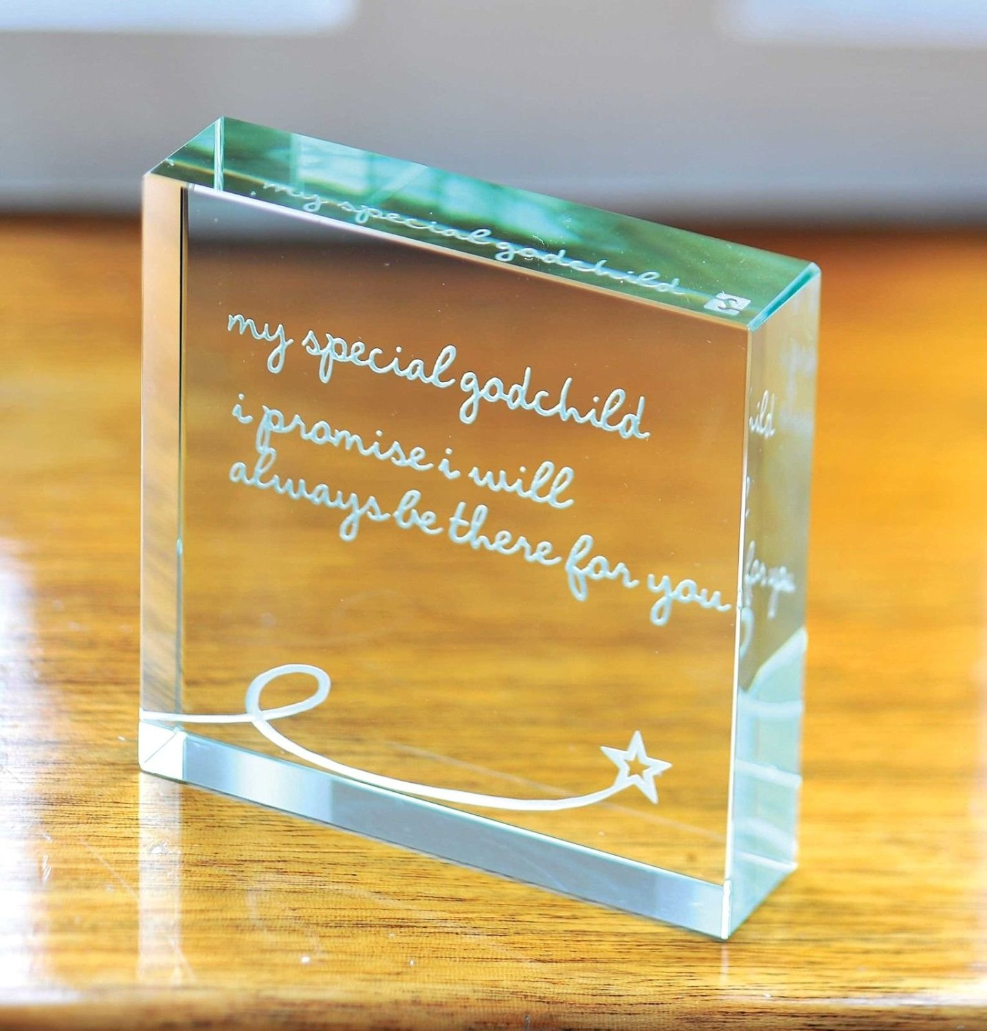 Christening Gift Ideas Spaceform Quality Paperweight Godchild Godparent