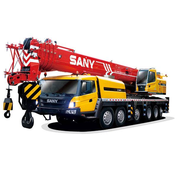 SANY STC1800 180 t TRUNG QUỐC mạng bùng nổ cần cẩu xe tải để bán