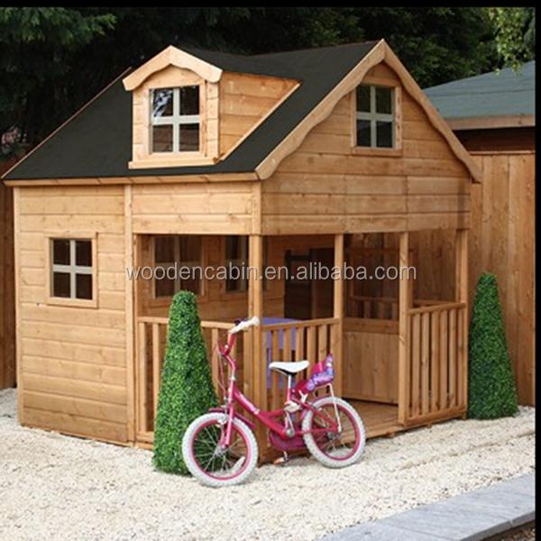 diseo moderno por encargo juegos de madera casa de nios para la venta