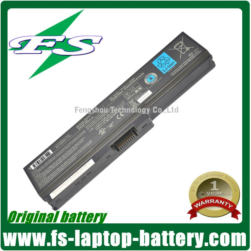 Genuine Original Laptop battery For Toshiba PA3635 PA3634U PA3636U PA3638U Portege M800 Satellite M300 Series
