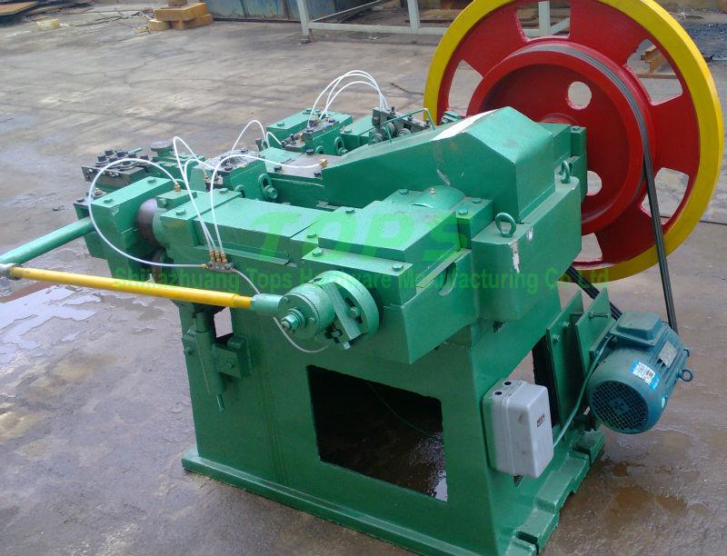 Machine de fabrication clous d 39 autres m tal et machines de - Machine de fabrication de treillis a souder ...