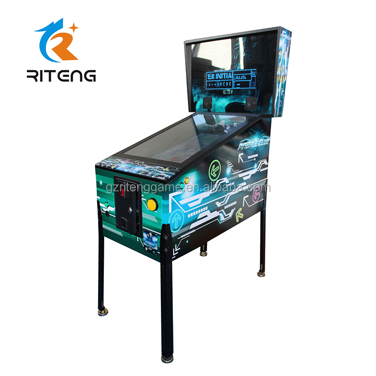 Cheap coin operated arcade game electronic new pinball game machine for adult