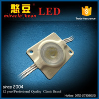 3W 12V 3030SMD edge lit High Power Single Chip Led Module For Sign Illuminated