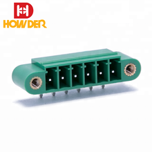 3.5mm Pluggable Euro Type Vertical Male Female connector Connector Terminal Block