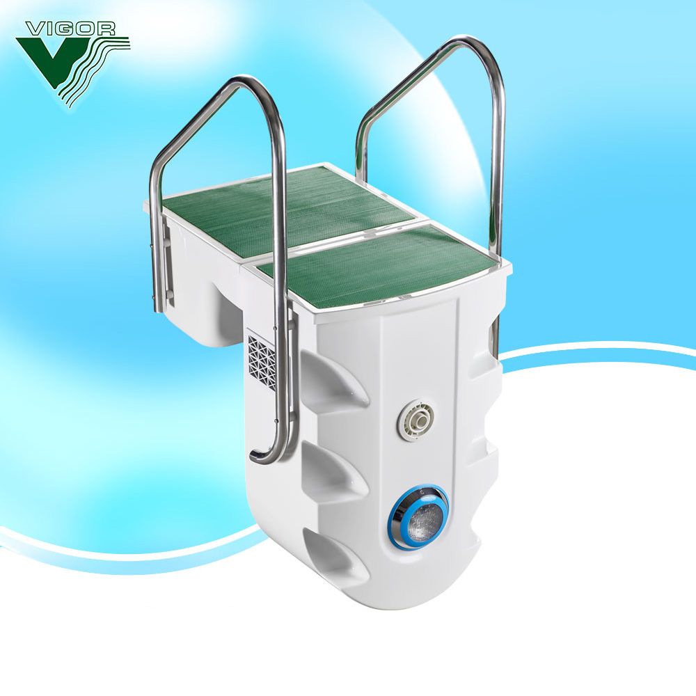 Acrylic Ozone Swimming Pool Water Treatment Machine Swimming Pool Filtration Plant Buy Ozone
